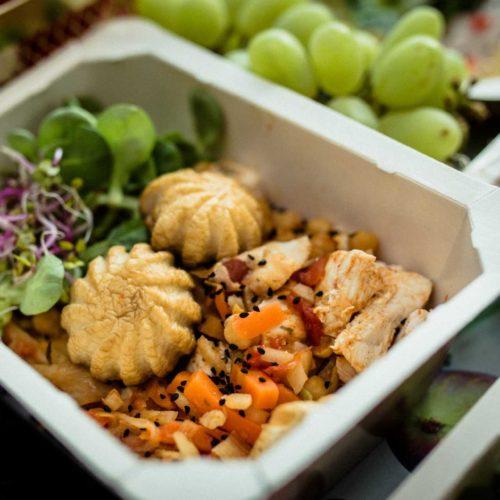 Happy kid Dietostrefa Catering Dietetyczny Dieta pudełkowa z dostawą