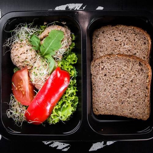 Zestaw Sport Dietostrefa Catering Dietetyczny Dieta pudełkowa z dostawą