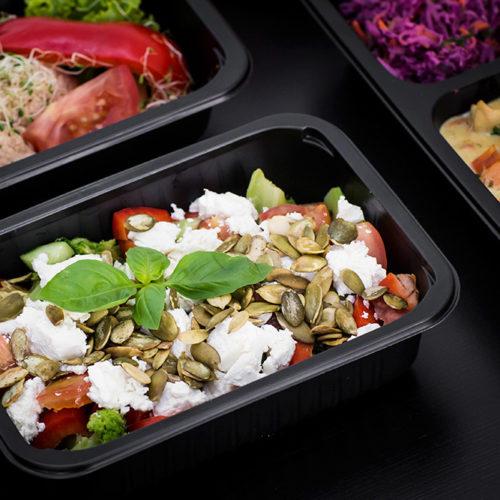 Dieta z dowozem Dietostrefa Catering Dietetyczny Dieta pudełkowa z dostawą