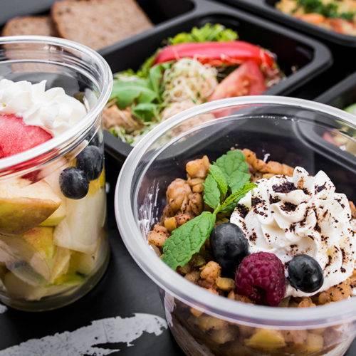 Fit catering Dietostrefa Catering Dietetyczny Dieta pudełkowa z dostawą