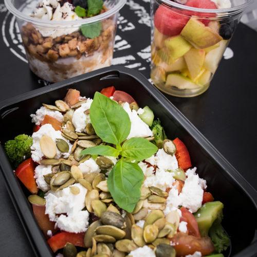 Zestaw Redukcja Dietostrefa Catering Dietetyczny Dieta pudełkowa z dostawą