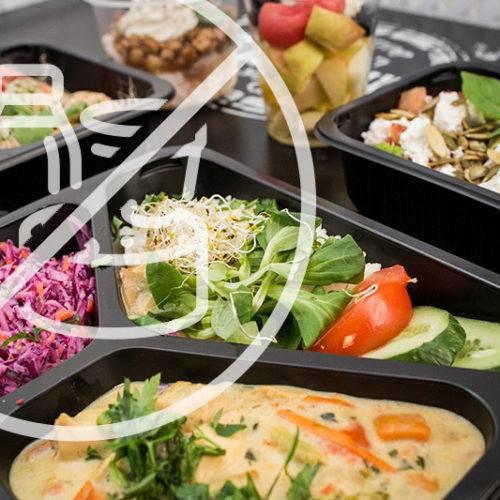 Dieta bez laktozy Dietostrefa Catering Dietetyczny Dieta pudełkowa z dostawą