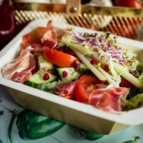 Work-box Dietostrefa Catering Dietetyczny Dieta pudełkowa z dostawą